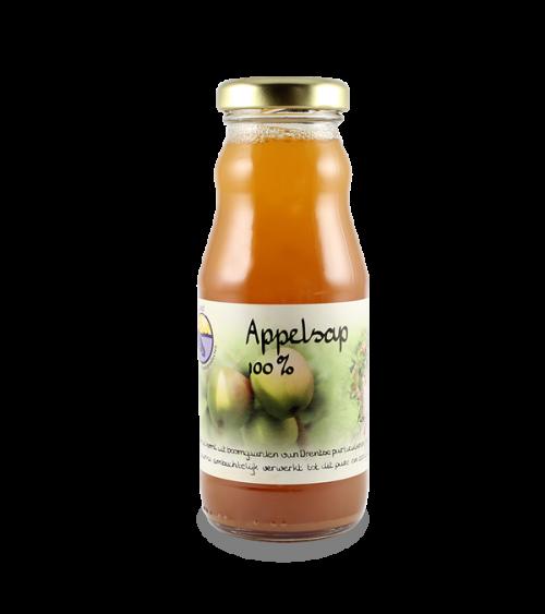 Vruchtensap - 200 ml. flesjes