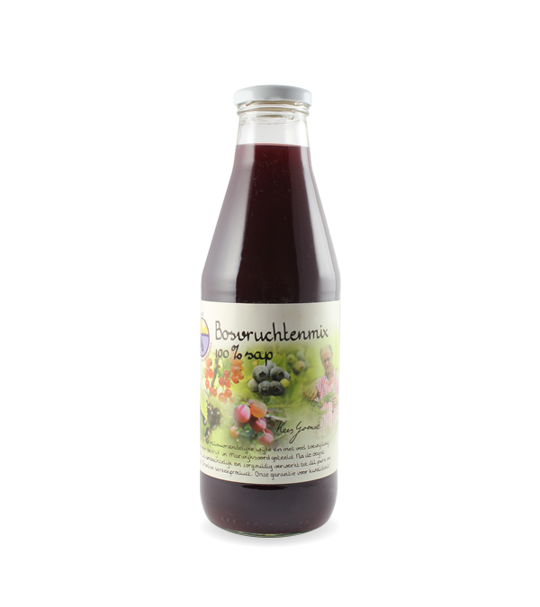 Bosvruchtenmix (750 ml.)